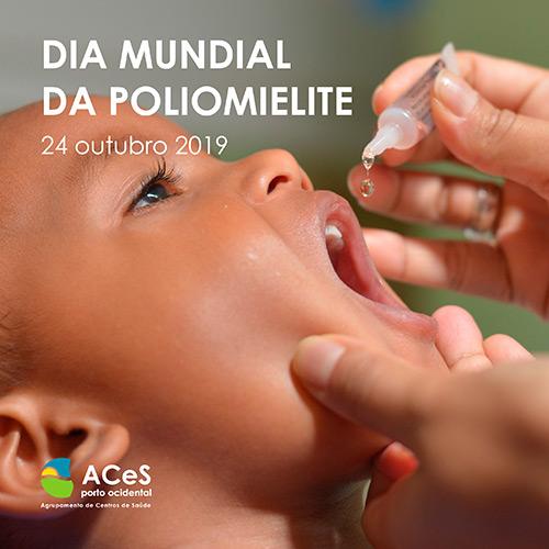 Dia Mundial da Poliomielite 2019