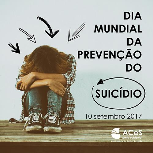 Dia Mundial da Prevenção do Suicídio 2017