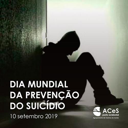 Dia Mundial da Prevenção do Suicídio 2019