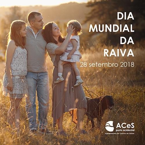 Dia Mundial da Raiva 2018