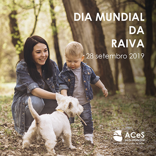 Dia Mundial da Raiva 2019
