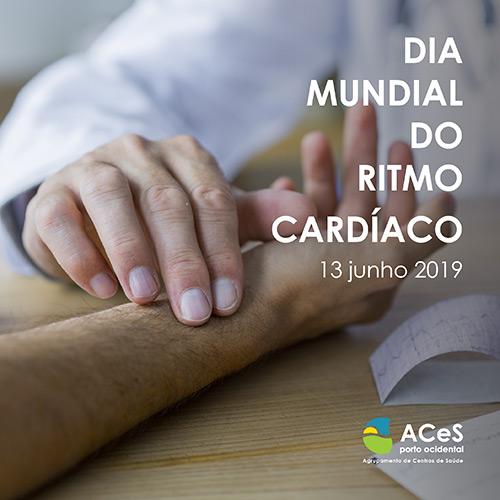 Dia Mundial do Ritmo Cardíaco 2019
