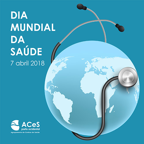 Dia Mundial da Saúde 2018