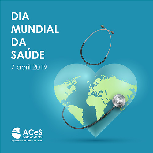 Dia Mundial da Saúde 2019