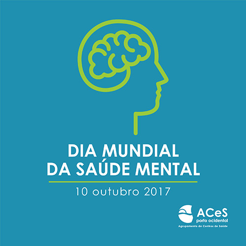 Dia Mundial da Saúde Mental 2017