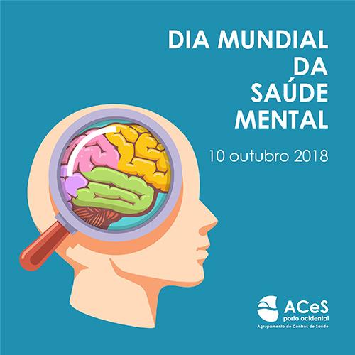 Dia Mundial da Saúde Mental 2018