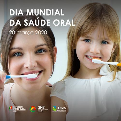 Dia Mundial da Saúde Oral 2020