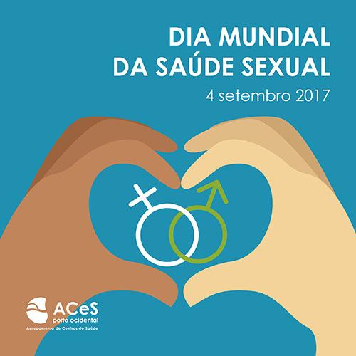 Dia Mundial da Saúde Sexual 2017