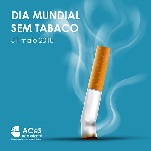 Dia Mundial Sem Tabaco 2018