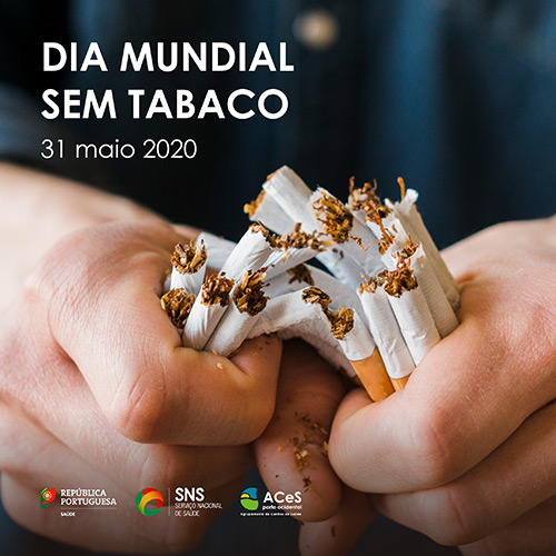 Dia Mundial Sem Tabaco 2020