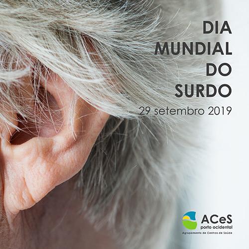 Dia Mundial do Surdo 2019