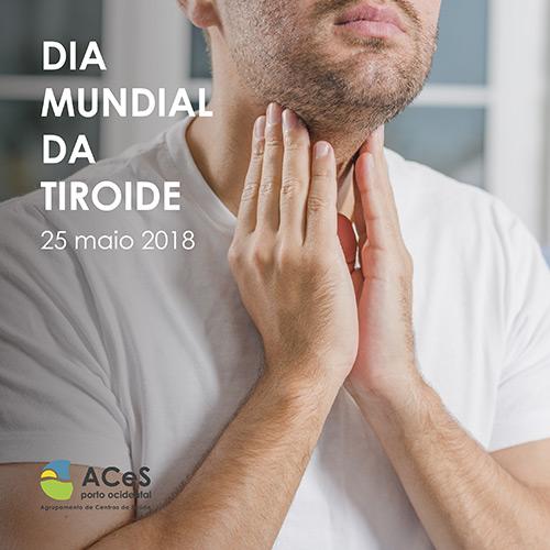 Dia Mundial da Tiroide 2018