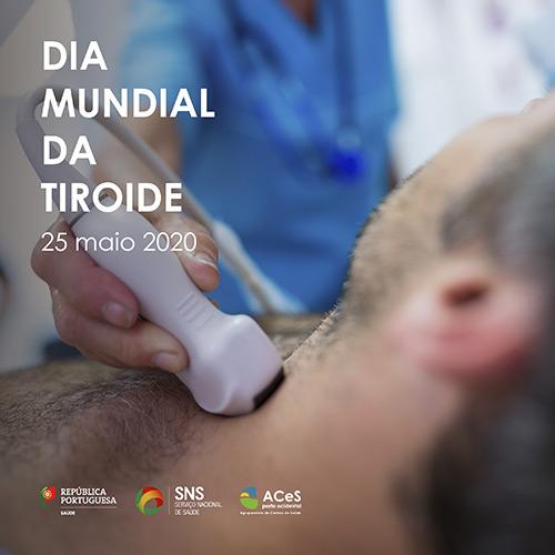 Dia Mundial da Tiroide 2020