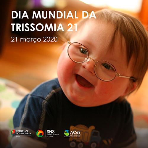 Dia Mundial da Trissomia 21 2020