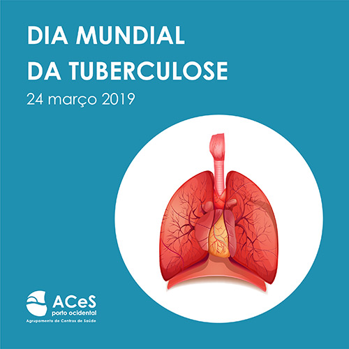 Dia Mundial da Tuberculose 2019