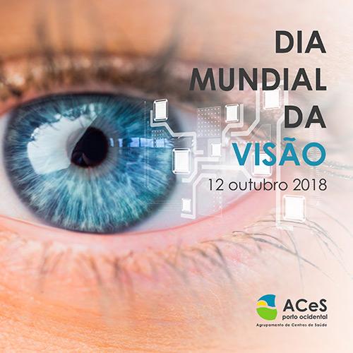 Dia Mundial da Visão 2018