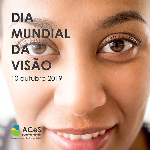 Dia Mundial da Visão 2019