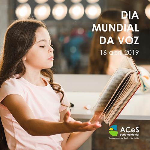 Dia Mundial da Voz 2019