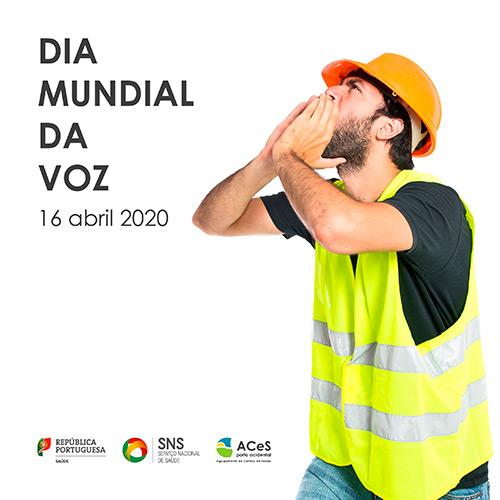 Dia Mundial da Voz 2020