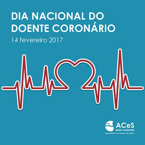 Dia Nacional do Doente Coronário 2017