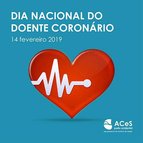 Dia Nacional do Doente Coronário 2019