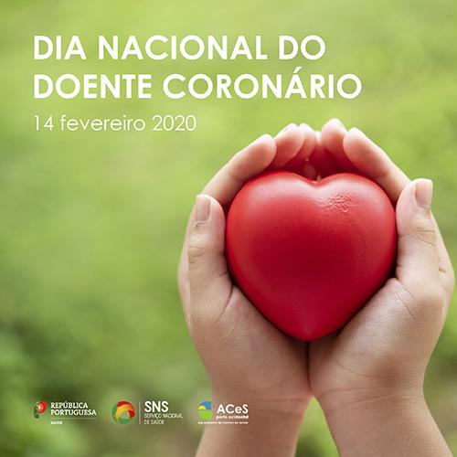 Dia Nacional do Doente Coronário 2020