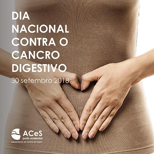 Dia Nacional Contra o Cancro Digestivo 2018