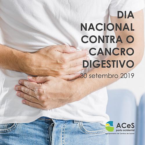 Dia Nacional Contra o Cancro Digestivo 2019