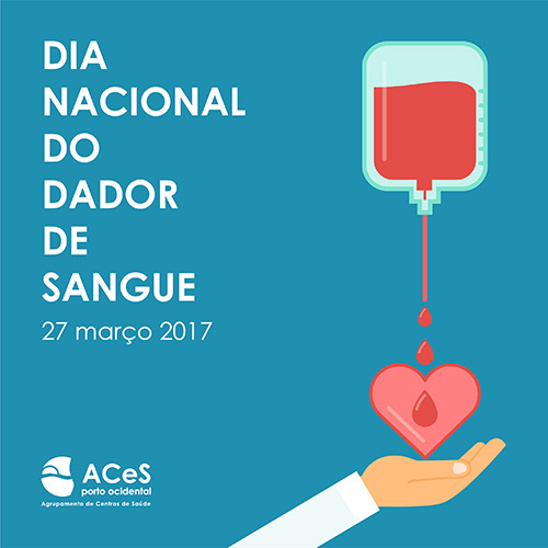 Dia Nacional do Dador de Sangue 2017