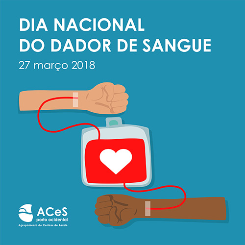 Dia Nacional do Dador de Sangue 2018
