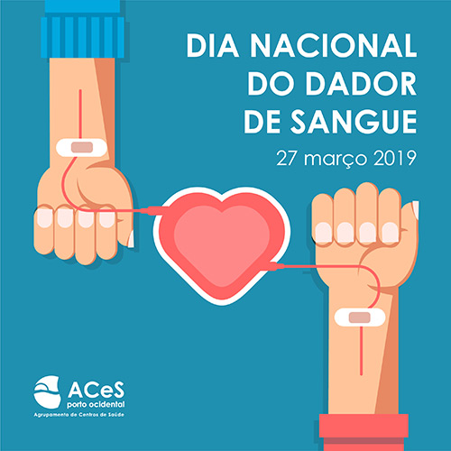 Dia Nacional do Dador de Sangue 2019