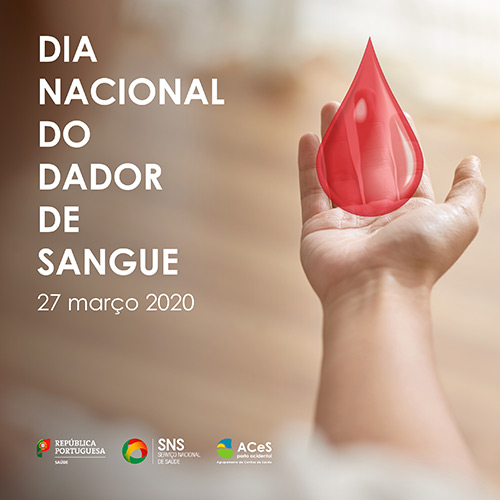 Dia Nacional do Dador de Sangue 2020