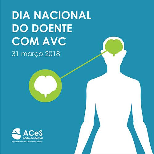 Dia Nacional do Doente com AVC 2018