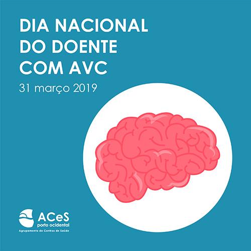 Dia Nacional do Doente com AVC 2019