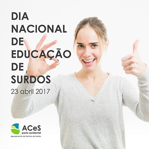Dia Nacional de Educação de Surdos 2017