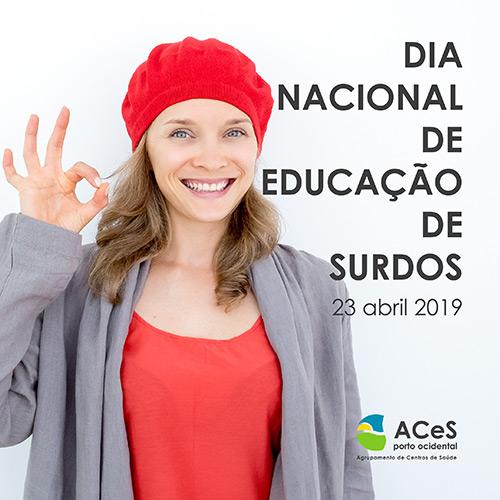 Dia Nacional de Educação de Surdos 2019