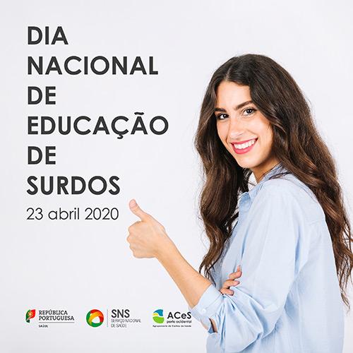 Dia Nacional de Educação de Surdos 2020