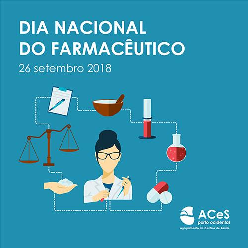 Dia Nacional do Farmacêutico 2018