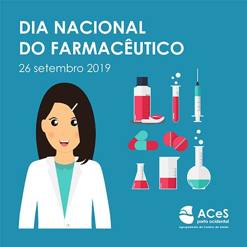 Dia Nacional do Farmacêutico 2019