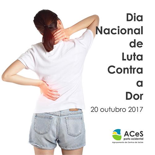 Dia Nacional de Luta contra a Dor 2017