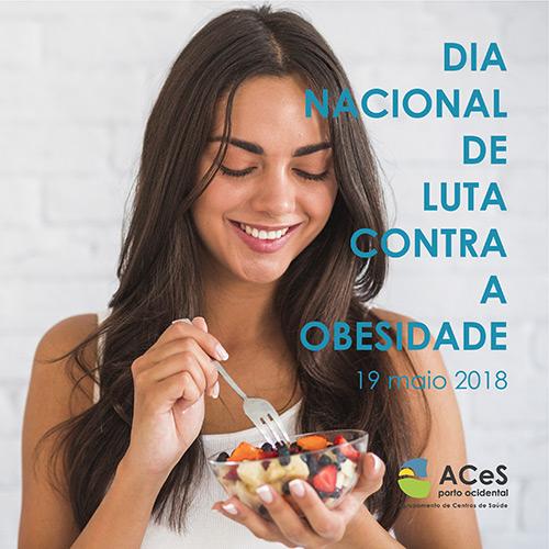 Dia Nacional de Luta Contra a Obesidade 2018