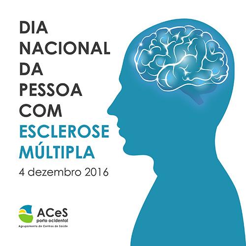 Dia Nacional da Pessoa com Esclerose Múltipla 2016