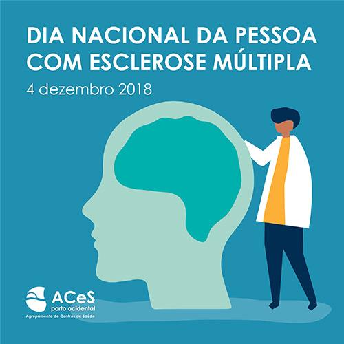 Dia Nacional da Pessoa com Esclerose Múltipla 2018