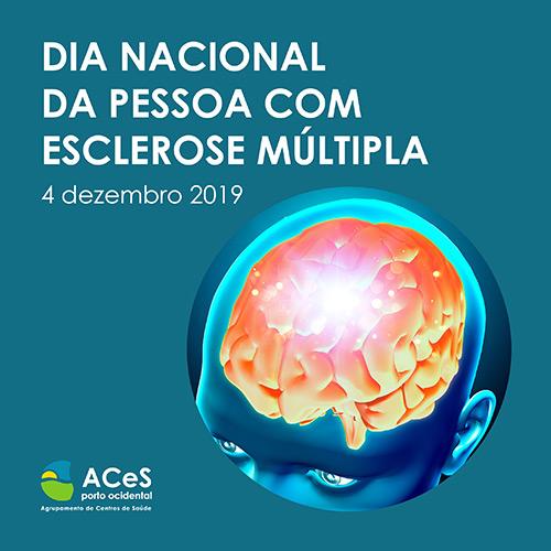 Dia Nacional da Pessoa com Esclerose Múltipla 2019