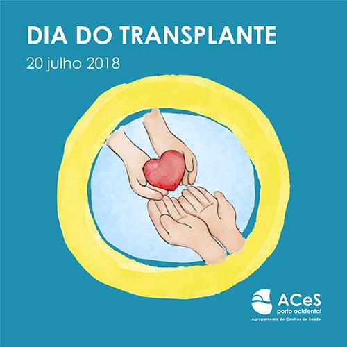 Dia do Transplante 2018