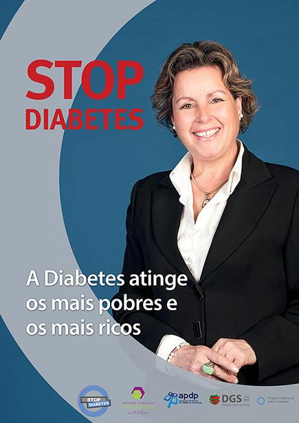A Diabetes atinge os mais pobres e os mais ricos