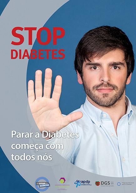 Parar a Diabetes começa com todos nós