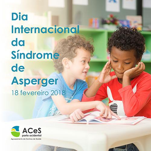Dia Internacional da Síndrome de Asperger 2018