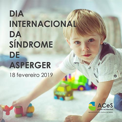 Dia Internacional da Síndrome de Asperger 2019