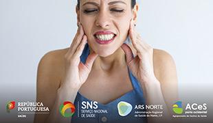 Disfunção da articulação da mandíbula